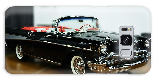57 Chevy Convertible  Galaxy Case by B Wayne Mullins