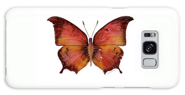 58 Andria Butterfly Galaxy Case