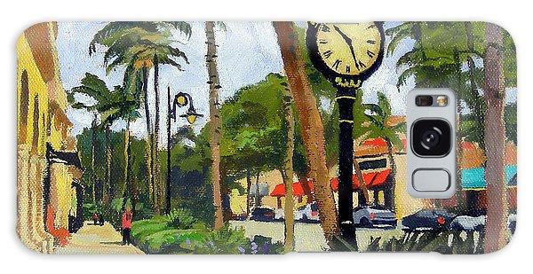 Pass Galaxy Case - 5th Avenue Naples Florida by Christine Hopkins