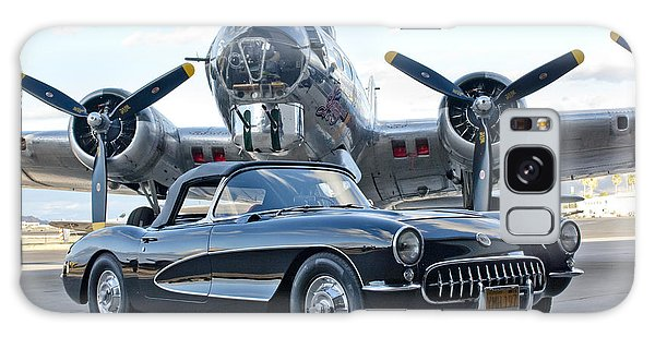 1957 Chevrolet Corvette Galaxy Case
