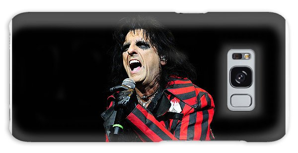 Alice Cooper Galaxy Case - Alice Cooper by Jenny Potter