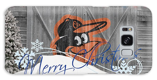 Baltimore Orioles Galaxy Case