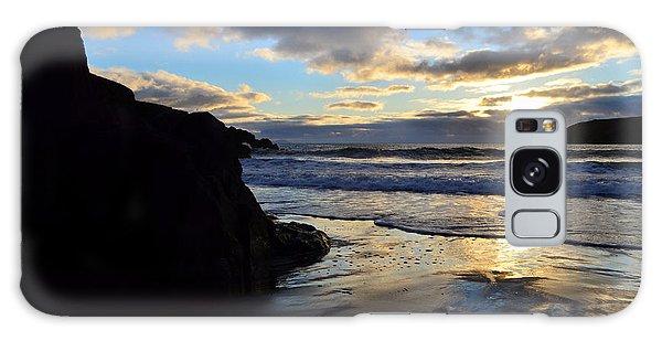 Beenbane Beach Galaxy Case by Barbara Walsh