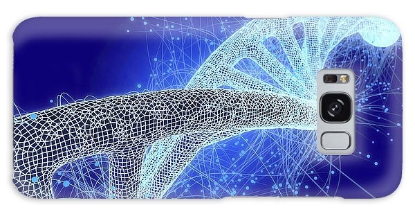 Biomedical Engineering Galaxy Case - Biotechnology by Roger Harris/science Photo Library
