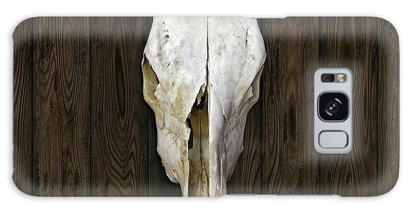 Cow Skull Galaxy Case