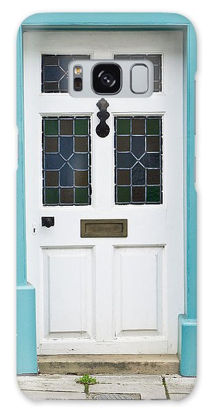 Brick House Galaxy Case - Front Door by Tom Gowanlock
