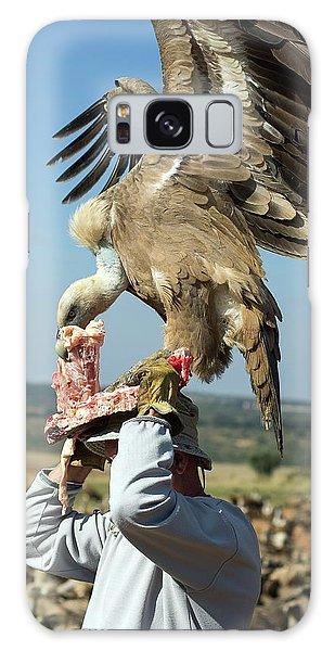 Griffon Galaxy Case - Griffon Vulture Conservation by Nicolas Reusens