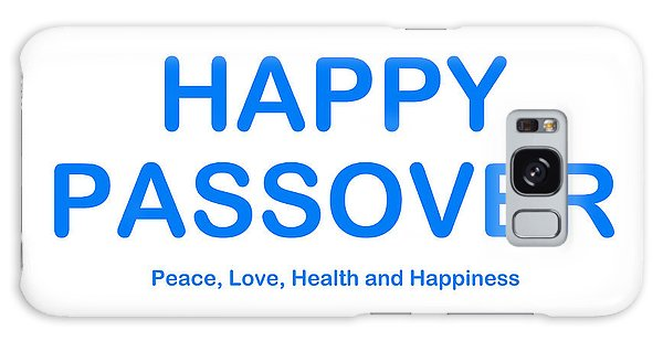 Happy Passover Galaxy Case