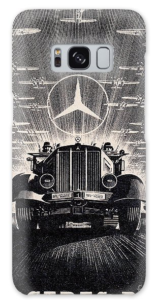 Mercedes - Benz Galaxy Case