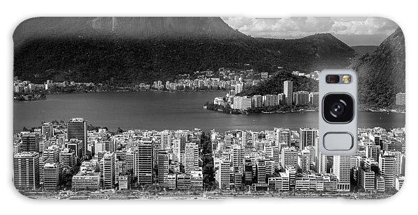 Rio De Janeiro City Galaxy Case