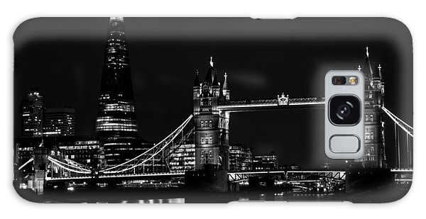 The Shard And Tower Bridge Galaxy Case