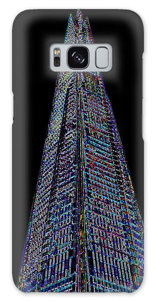 The Shard London Art Galaxy Case