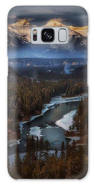 River Galaxy Case - Untitled by Atul Chopra