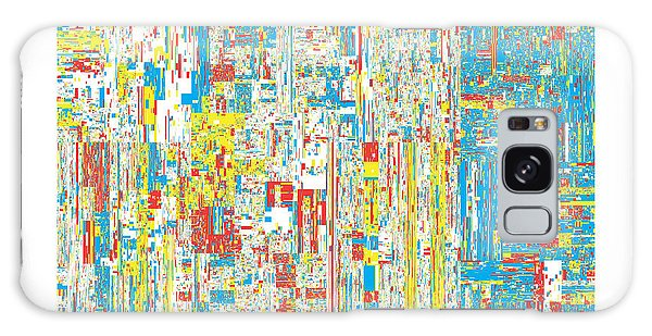 Visualization Galaxy Case - 612330 Digits Of Pi by Martin Krzywinski