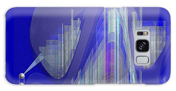 629 - City Of Future 5 .... Galaxy Case