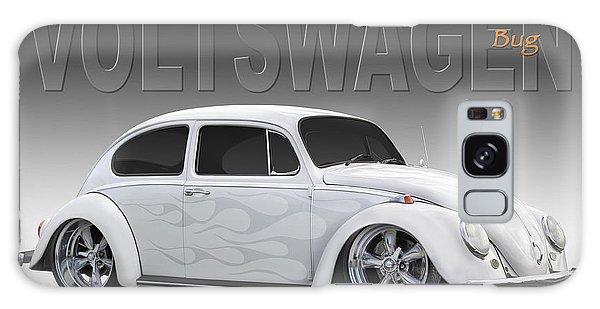 Volkswagen Galaxy Case - 64 Volkswagen Beetle by Mike McGlothlen