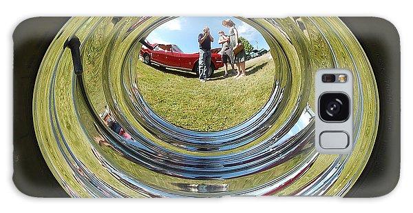 65 Mustang Galaxy Case