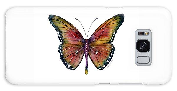66 Spotted Wing Butterfly Galaxy Case
