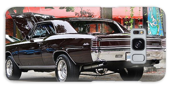 67' Chevelle Classic Galaxy Case by Al Fritz