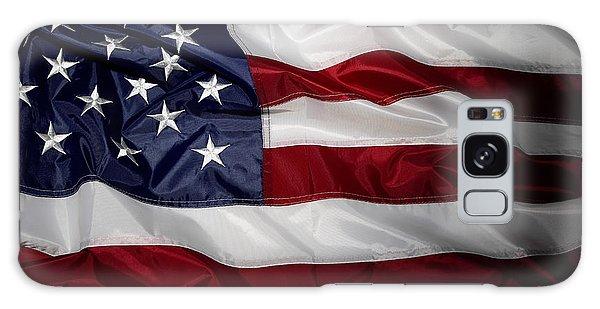 American Flag 52 Galaxy Case