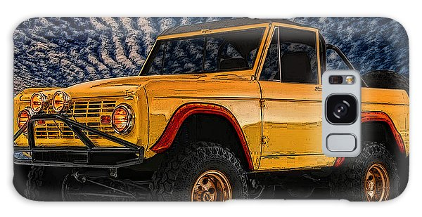 69 Ford Bronco 4x4 Restoration Galaxy Case