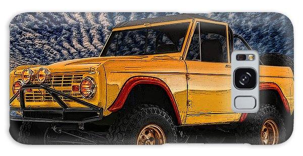 69 Ford Bronco 4x4 Restoration Galaxy Case