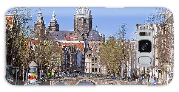 Amsterdam Galaxy Case