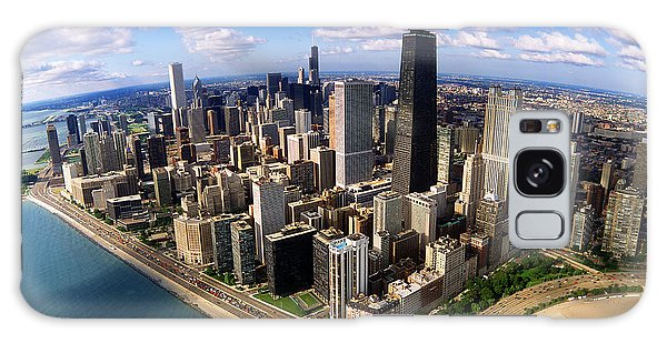 Chicago Il Galaxy Case by Panoramic Images