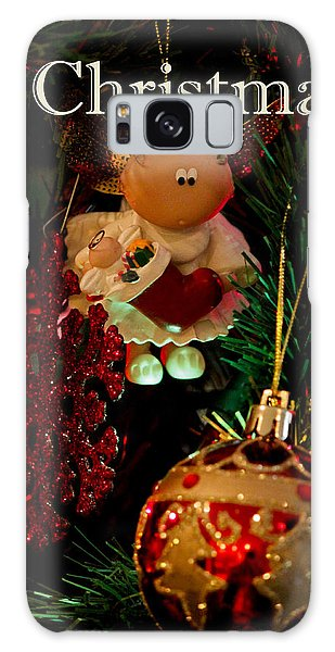 Christmas Galaxy Case by Ivete Basso Photography