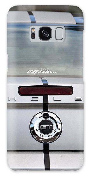 Dad's Ride Galaxy Case