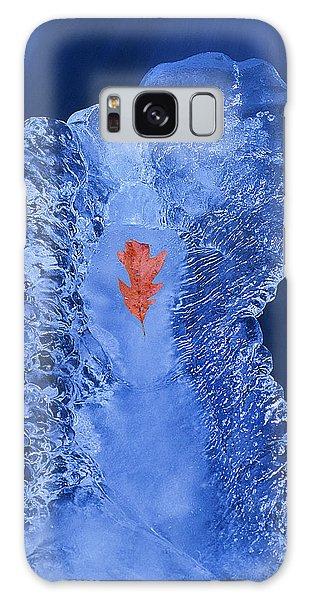 Frozen Beauty Aka Ice Is Nice Iv Galaxy Case by Bijan Pirnia