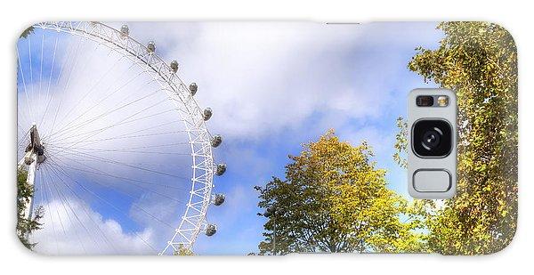 London Eye Galaxy Case - London by Joana Kruse