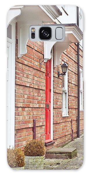 Bury St Edmunds Galaxy Case - Modern Homes by Tom Gowanlock