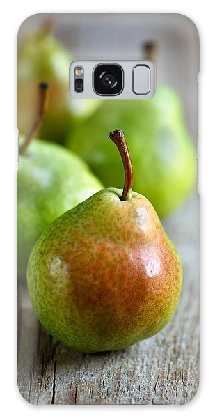 Fruits Galaxy S8 Case - Pears by Nailia Schwarz