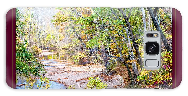 Galaxy Case - Pennsylvania Stream In Autumn by A Gurmankin