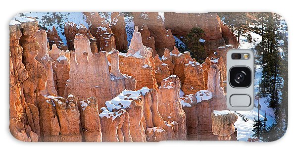 Sunset Point Bryce Canyon National Park Galaxy Case