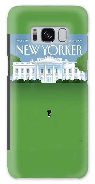 New Yorker April 27th, 2009 Galaxy S8 Case