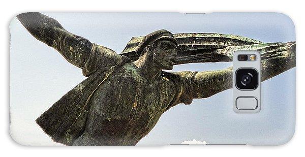 Budapest Memento Park-communist Statues Park Galaxy Case