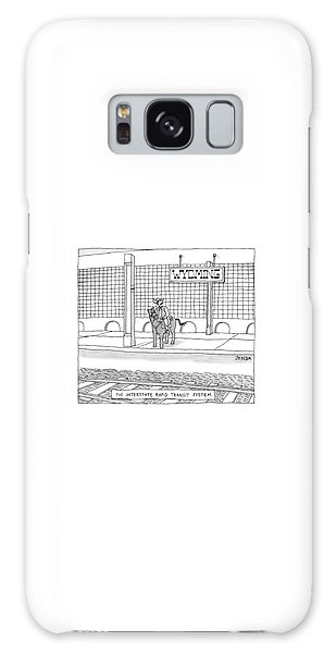 New Yorker January 22nd, 2007 Galaxy Case