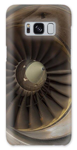 757 Engine Galaxy Case
