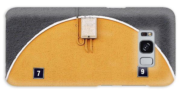 Round Galaxy Case - 79 by Hans-wolfgang Hawerkamp
