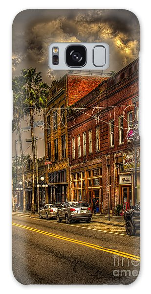 7th Avenue Galaxy Case by Marvin Spates