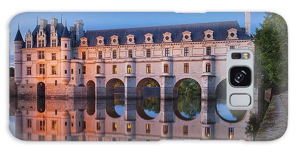 Castle Galaxy Case - Chateau Chenonceau by Brian Jannsen