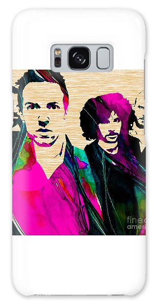 Coldplay Galaxy Case - Coldplay Collection by Marvin Blaine