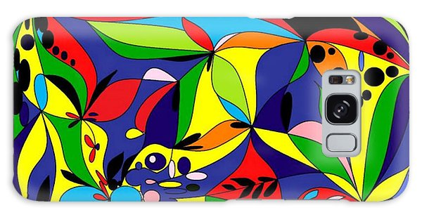 Design By Loxi Sibley Galaxy Case
