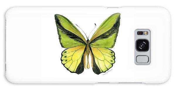 8 Goliath Birdwing Butterfly Galaxy Case