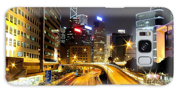 Hong Kong Galaxy Case