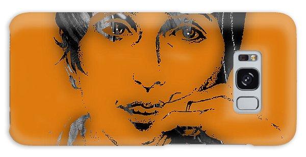 Folk Singer Galaxy Case - Joan Baez Collection by Marvin Blaine
