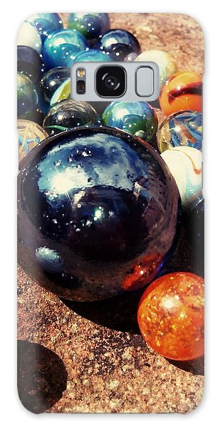 Nerd Galaxy Case - Marbles by Candy Floss Happy