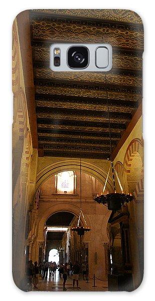 Mezquita De Cordoba Galaxy Case